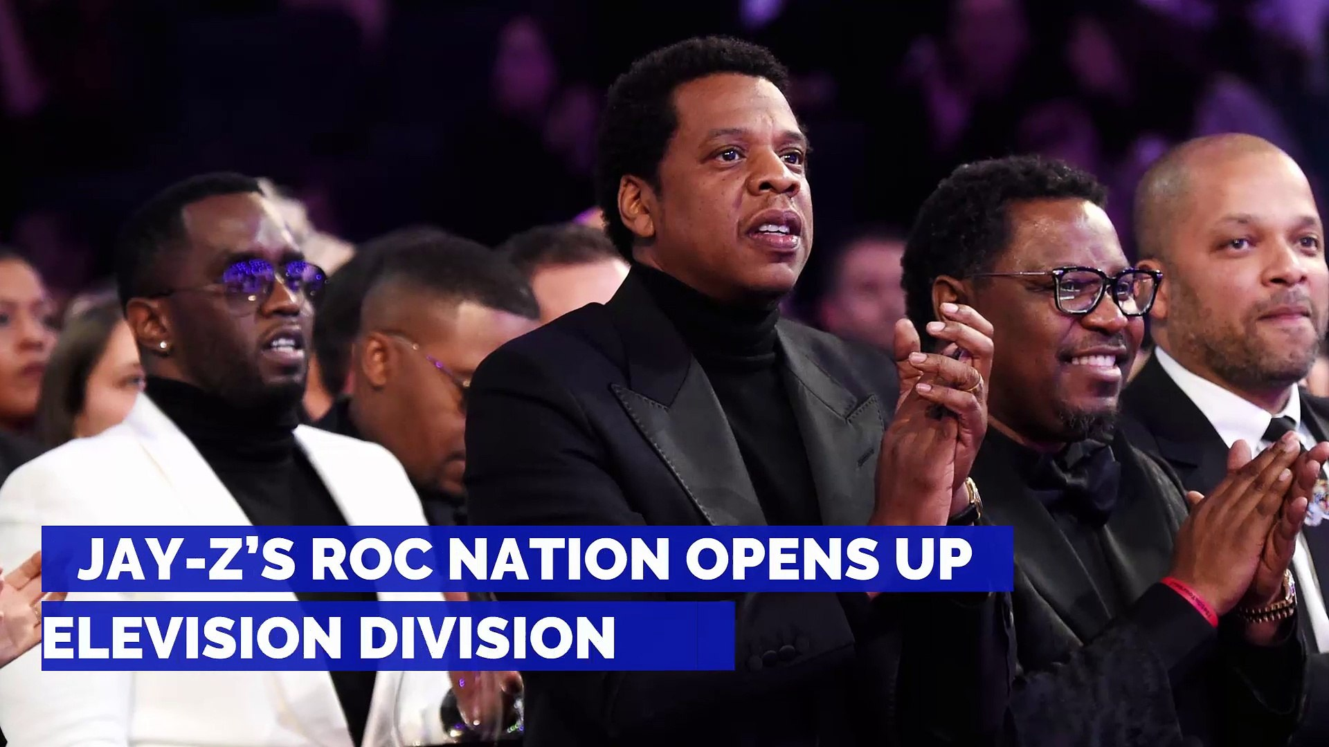 Jay-Z's Roc Nation Opens Up Television Division