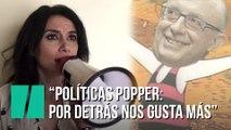 """""""Políticas popper: ¡Por detrás nos gusta más!"""", por Marta Flich"""