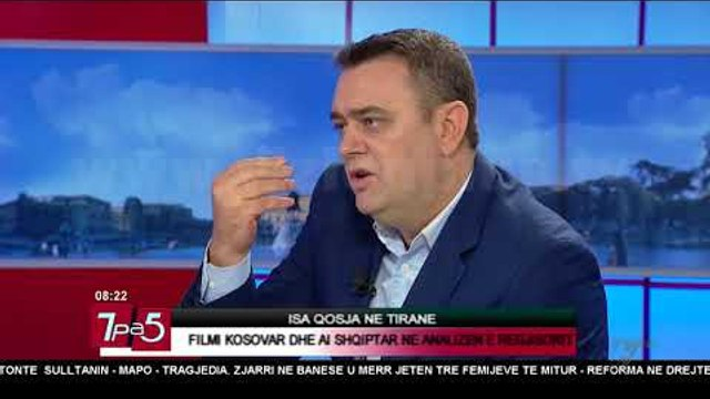7pa5 - Isa Qosja ne Tirane - 21 Shtator 2017 - Show - Vizion Plus