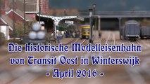 Die historische Modelleisenbahn von Transit Oost in Winterswijk in Spur H0 - Ein Video von Pennula zum Thema Modellbau und Spielzeug-Eisenbahn