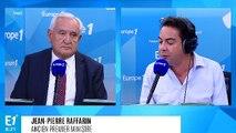 """Jean-Pierre Raffarin : """"la France est dans une position où elle peut réussir"""""""