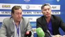 conférence de presse pour présenter Sempa,nouveau partenaire du GF38