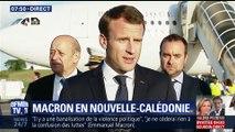 L'édito de Christophe Barbier: Emmanuel Macron en Nouvelle-Calédonie