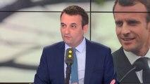 """Emmanuel Macron veut supprimer l'exit-tax : """"On fait toujours un cadeau aux privilégiés. Et pendant ce temps, baisse des APL, hausse de la CSG"""", juge Florian Philippot #8h30politique"""
