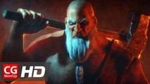 "CGI Animated Trailer HD ""Redeemer Cinematic"" by Colorbleed Studios 