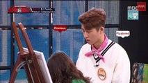 [ENG] 180218 The Game with No Name EP01 - Hanbin-Hanbyul cut
