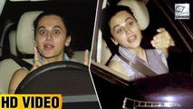Taapsee Pannu Fights With Media Reporters For Clicking Pictures