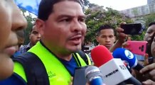 #NacionalCri Saúl Méndez, secretario del Suntracs, explica las decisiones aprobadas en la asamblea de hoy.  Se tomó la decisión de expulsar del sindicato a los