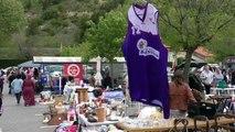 Digne-les-Bains : un vide-greniers pour financer le club de basket