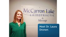 Chiropractic Services At McCarron Lake Chiropractic in Roseville