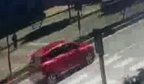 17 yaşındaki ehliyetsiz sürücü dehşet saçtı