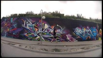 Pjesa e parë dokumentarit - Hip Hop vallzimi në kosovë