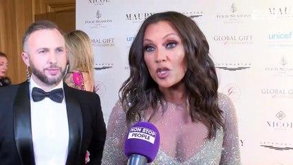 Global Gift Gala : Miss France 2018, Emma Bunton et Anthony Delon au rendez-vous