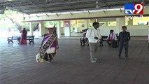 'Navapura railway station' a station where Gujarat-Maharashtra meet- Tv9