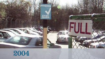 Happy Birthday Park Mark - Safer Parking Really Works
