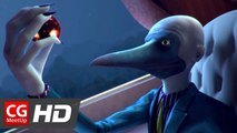 """CGI Animated Short Film """"Mr. Blue Footed Booby"""" by Gino Imagino and Matte CG 