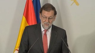 Rajoy sobre ETA No desaparecen sus crimenes
