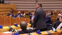 La tirade de Lamberts (Ecolo) à Charles Michel devant le parlement européen
