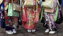 Japanese kimono makers seek to revive declining industry