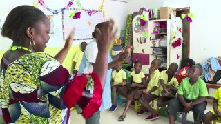 I.Coast educational centres help children with autism
