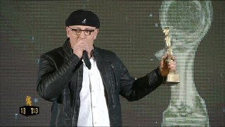 Best ROCK Naser Berisha ENGJUJT - ZHURMA VIDEO MUSIC AWARDS 13 (2017)