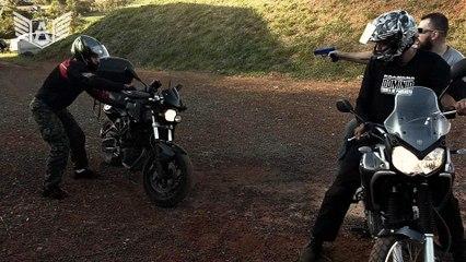Defesa Armada para Motociclistas