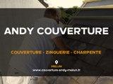 Andy Couverture, couverture, zinguerie et charpente à Melun.