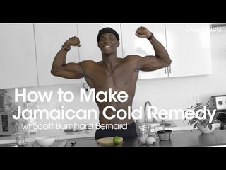 How to Make Jamaican Cold Remedy