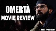 Omertà (2018) Movie Rajkummar Rao - Hansal Mehta - video