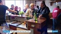 Haut-Jura : le café de Viry n'ouvre que tous les trois ans