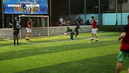COSMOPOLITE vs AL-AHED FC 1/4 finale