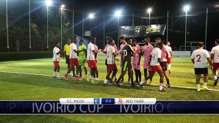 F.C PICOS vs RED TIGER 1/4 finale