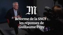 Guillaume Pepy : «Il n'y a plus de raison que la grève continue» à la SNCF