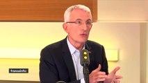 """""""L'objectif c'est que la grève s'arrête le plus vite possible. Cette grève aujourd'hui beaucoup de Français ne la comprennent pas"""", Guillaume Pepy, PDG de la SNCF"""