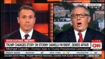 Michael Caputo One-on-One with Chris Cuomo on Donald Trump changes Story on Stormy Daniels payment, Denies affair. #DonaldTrump #StormyDaniels #Breaking