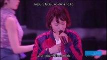 Kudo Haruka, Kaga Kaede et Yokoyama Reina - Futsuu no Shoujo A Vostfr + Romaji