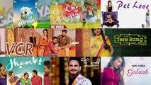 New Punjabi Songs - Top 10 Punjabi Songs - HD(Full Songs) - Video Jukebox - Latest Punjabi Songs - PK hungama mASTI Official Channel
