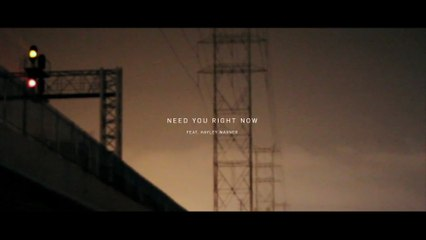 HEDEGAARD - Need You Right Now