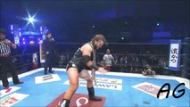 Kenny Omega vs Hangman Page NJPW Wrestling Dontaku 2018 Highlights