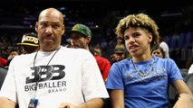 Lavar Ball Took Melo OUT of Lithuania To PIMP OUT His Own JBA League