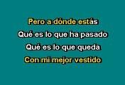 Paulina Rubio - Ni una sola palabra (Karaoke)