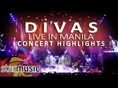DIVAS Live In Manila Concert Highlights