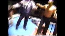 Akira Nogami/Michiyoshi Ohara/Shiro Koshinaka/Tatsutoshi Goto  vs Hiroyoshi Tenzan/Keiji Muto/Masahiro Chono/NWO Sting (New Japan January 27th, 1998)