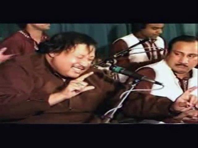 Nusrat Lost in Sargam in London Concert 1980