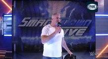 WWE SMACKDOWN LIVE 14/3/17 EN ESPAÑOL SHANE MCMAHON VS AJ STYLES PARA WRESTLEMANIA
