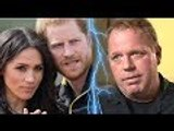 Meghan Markle's Brother Urges Prince Harry To Cancel Royal Wedding | Hollywood Buzz