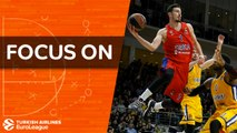 Focus on: Nando De Colo, CSKA Moscow