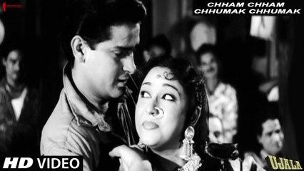 Chham Chham Chhumak Chhumak | Manna Dey, Lata Mangeshkar | Ujala | Shankar Jaikishan