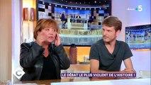 """Un an après le débat Macron/Le Pen - Nathalie Saint Cricq : """"On était comme des ânes en train de dire 'alors,alors'.. On devenait dingue !"""""""