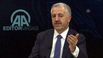 """Arslan: """"(CHP'nin Cumhurbaşkanı adayı) Size rakip olan birini ekarte etmek adına bir yol izliyorsunuz"""" - ANKARA"""